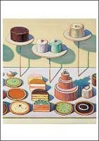 Thiebaud, W.; Cakes and Pies
